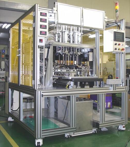 自動超音波熔接設備