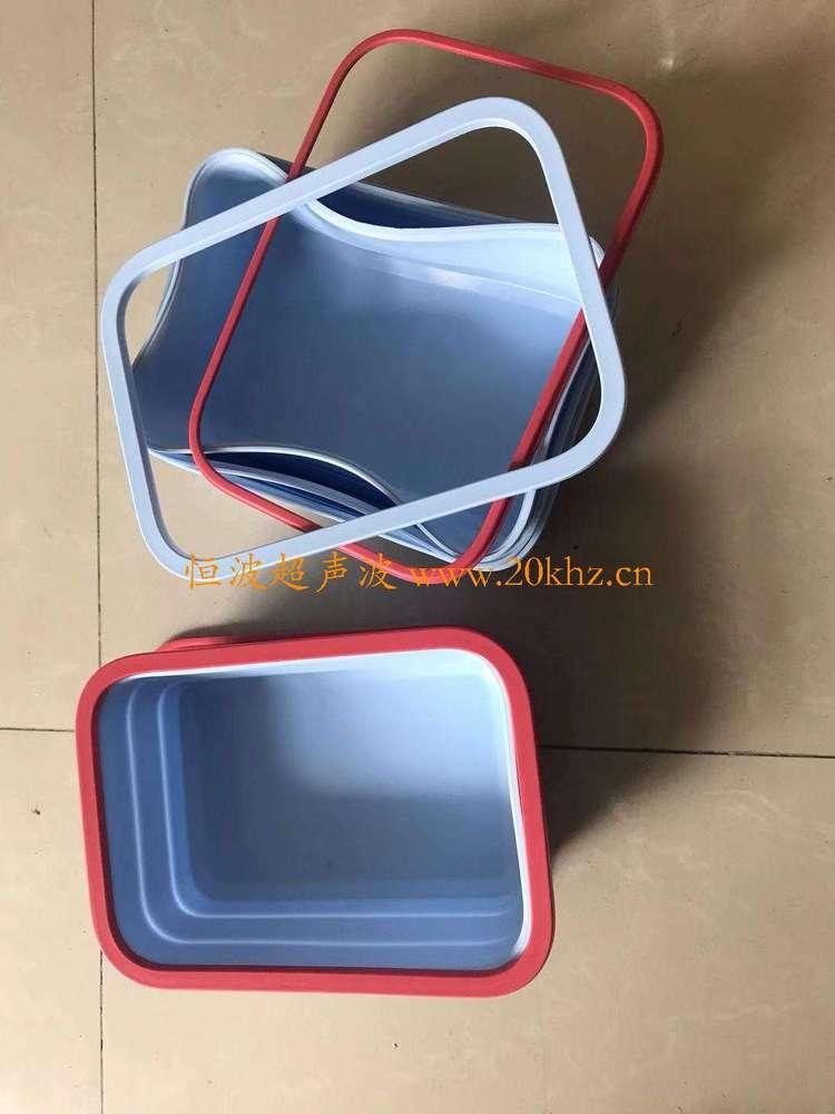 硅胶碗超声波焊接样品