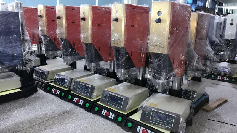 自動追頻超聲波焊接機,智能型超聲波焊接機,電腦型超聲波焊接機