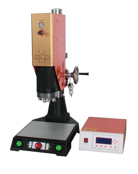 自動追頻超聲波塑焊機