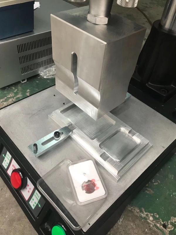 纪念币评级盒超声波焊接机