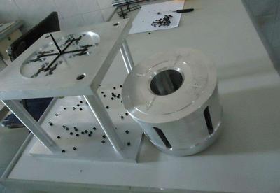 超声波剪切水口的模具