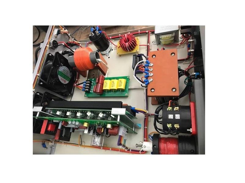 模擬款超聲波發生器內部結構