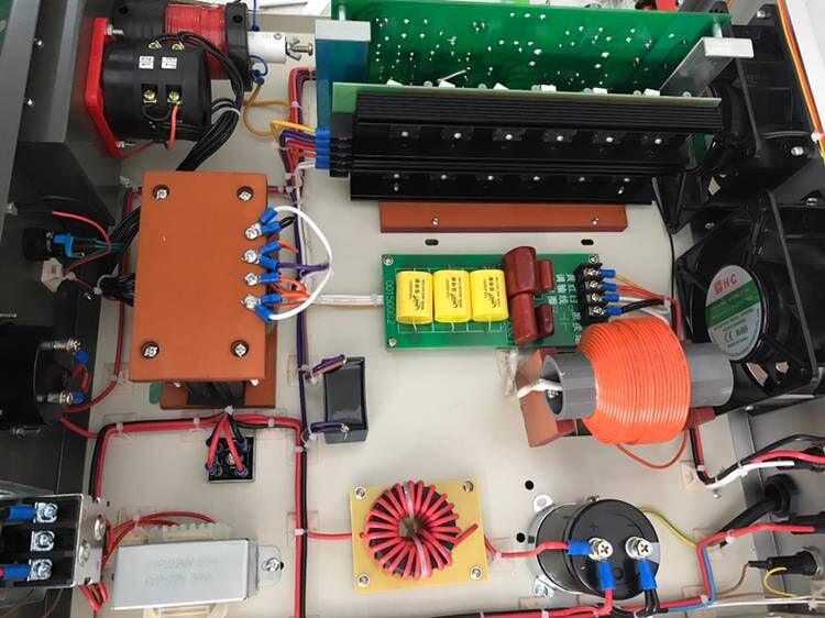 超声波焊接机价格,超声波电箱内部图