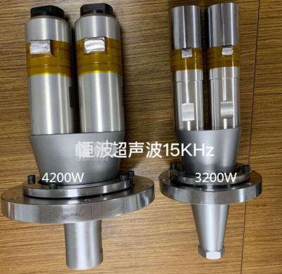 N95高速口罩機超聲波焊接系統