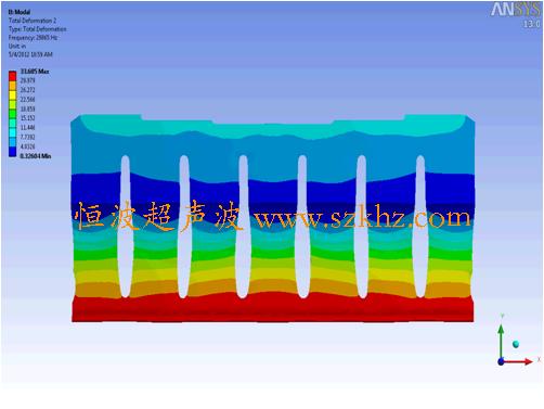 超声波模具设计