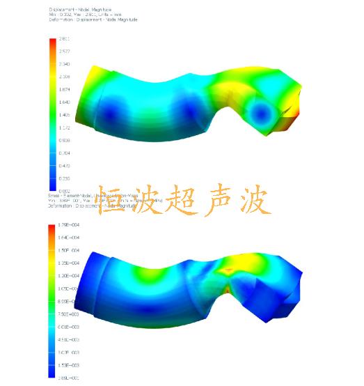 超聲波模具設計圖紙