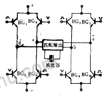 超声波焊接机工作原理——超声波焊接机功率放大原理方框图