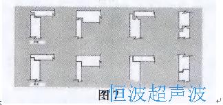 基本階式接頭設計的各種變體形式