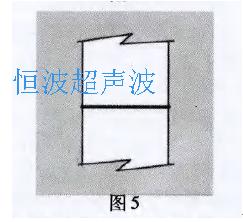超聲波焊接接頭