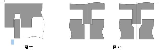 剪切型超聲波焊接線設計