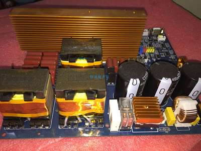 超声波发生器线路板